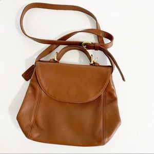 Coach Vintage British tan soho bag 4158